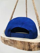 Foto Šiltovka 5P BLUE s vyšitým logom P.D.Performance   /unisex, nastaviteľná /
